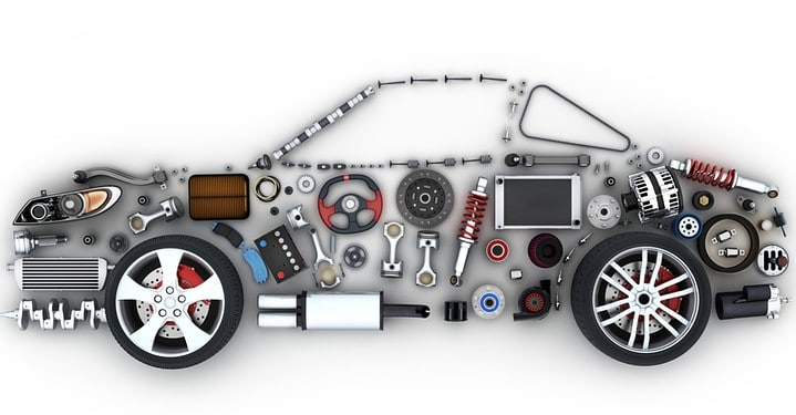 Auto Parts, Repair Tools and Manuals