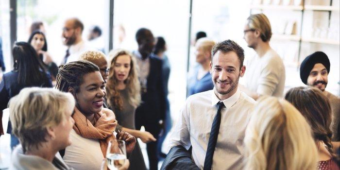 Secrets Of Success – Business Networking